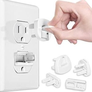 50 Pack Outlet Covers Baby Proofing